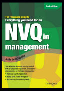 Pdf Everything you Need for an NVQ in Management