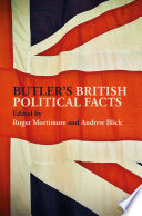 Butler S British Political Facts