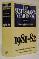 The Statesman s Year Book 1981 82