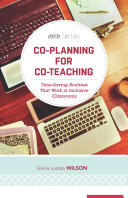 Co-Planning for Co-Teaching