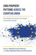 Core-Periphery Patterns across the European Union Pdf/ePub eBook