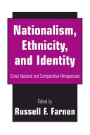 Nationalism  Ethnicity  and Identity
