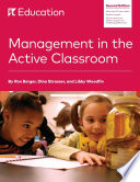 Management in the Active Classroom Book
