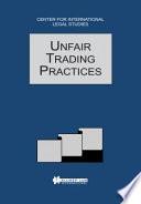 Unfair Trading Practices PDF