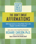 The Don't Sweat Affirmations