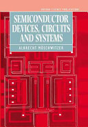 Semiconductor Devices  Circuits  and Systems