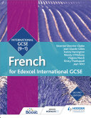 Pdf Edexcel International GCSE French Student Book Second Edition Telecharger