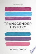 Transgender History  second edition Book