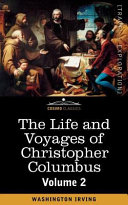 The Life and Voyages of Christopher Columbus Book