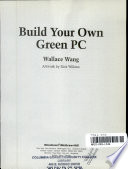 Build Your Own Green PC