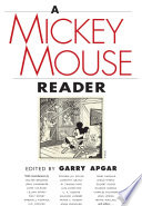 """""""A Mickey Mouse Reader"""" by Garry Apgar"""