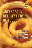 Advances in Deep-Fat Frying of Foods Pdf