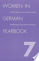 Feminist Studies in German Literature and Culture
