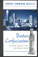 Boston Confucianism