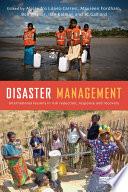 Disaster Management Book