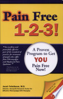 PainFree 1 2 3   A Proven Method to Get You Pain Free Now Book