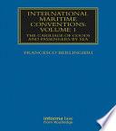 International Maritime Conventions Volume 1