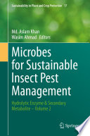 Microbes for Sustainable lnsect Pest Management