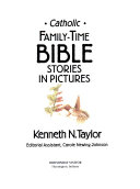 Catholic Family Time Bible Stories in Pictures
