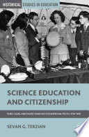 Science Education And Citizenship Book