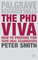The PhD Viva [Pdf/ePub] eBook