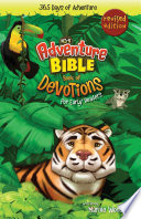 Adventure Bible Book of Devotions for Early Readers, NIrV  : 365 Days of Adventure