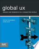 Global UX Book