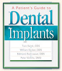 A Patient S Guide To Dental Implants Book PDF