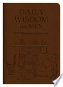 Daily Wisdom for Men 2018 Devotional Collection