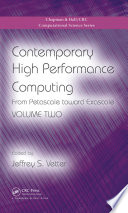 Contemporary High Performance Computing Book