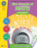 Five Strands Of Math Drills Big Book Gr 6 8
