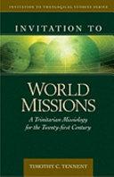 Invitation to World Missions