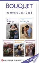 Bouquet E Bundel Nummers 3561 3565 5 In 1
