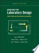 Guidelines for Laboratory Design Book