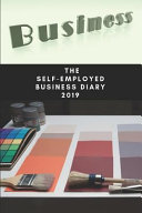 The Self Employed Business Diary 2019  Interior Designers Diary