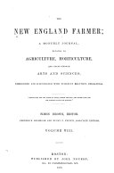 The New England Farmer