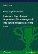 Examens-Repet. Allg. Verwaltungsrecht