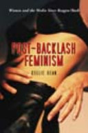 Pdf Post-Backlash Feminism