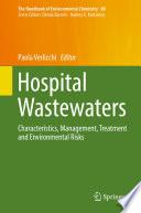 Hospital Wastewaters