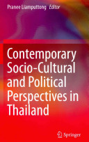Contemporary Socio Cultural and Political Perspectives in Thailand