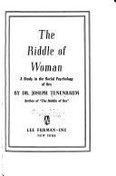 The Riddle Of Woman