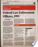 Federal Law Enforcement Officers