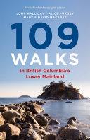 109 Walks in British Columbia's Lower Mainland [Pdf/ePub] eBook