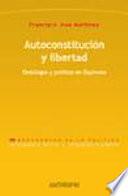 Autoconstitución y libertad