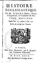 Histoire ecclésiastique ebook