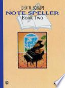 Note Speller  Book 2  Revised