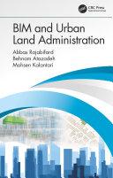 BIM and Urban Land Administration