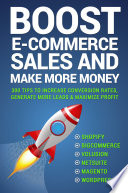 Boost E Commerce Sales And Make More Money