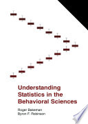 Understanding Statistics in the Behavioral Sciences Book