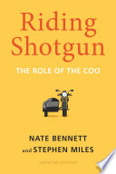 Riding Shotgun Book